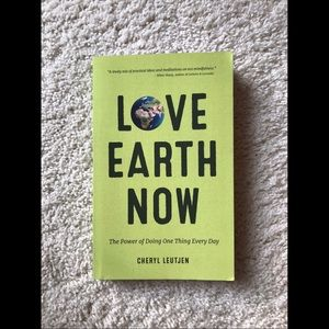 Other - Love Earth Now book